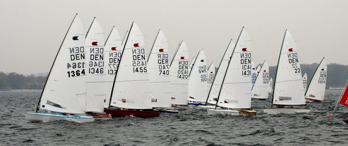 Online entry open for 2017 OK Dinghy European Championship