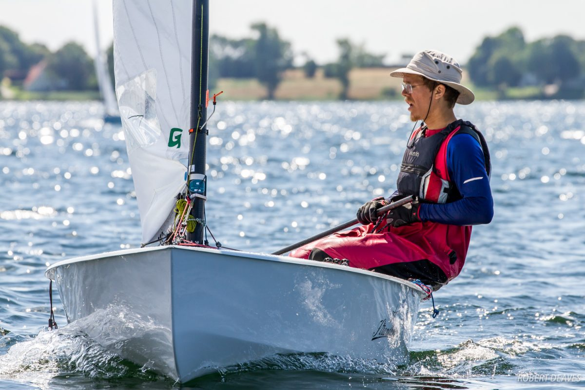 Faaborg delights huge OK Dinghy Europeans fleet as summer returns