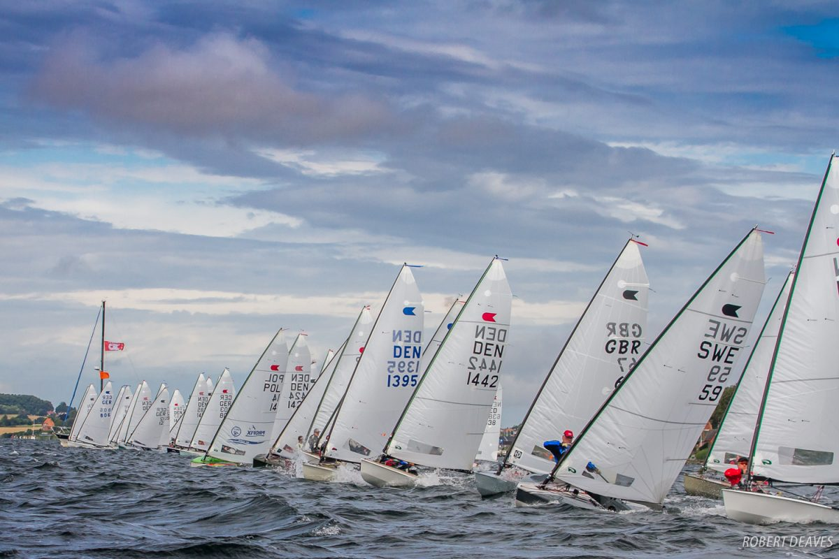 Lars Johan Brodtkorb takes two point lead into final day